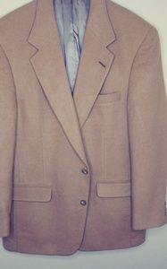 Other - Mens tan suit coat
